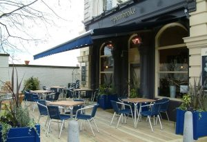 The Pembroke Fully Enclosed Awnings