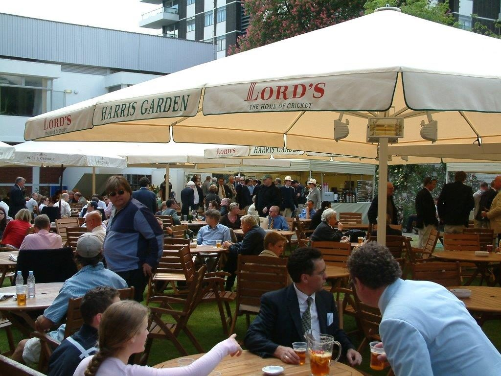Lord's Cricket Ground Giant Parasol Instant Finance